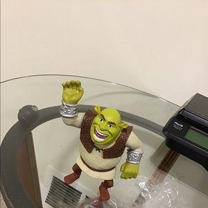 McDonalds Accessories - Shrek McDonalds talking action figure!!!Rare!